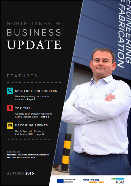 Business Forum Launches New Business Magazine