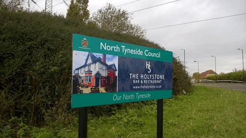 Raise your profile in North Tyneside