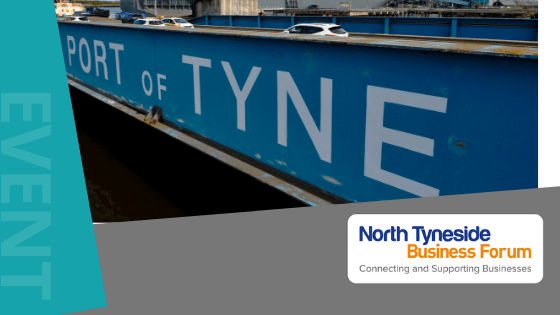 Member Only: Business Safari to Port of Tyne