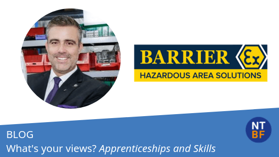 Apprenticeships are a two-way street